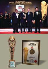 The BrandLaureate Special Edition World Award 2015