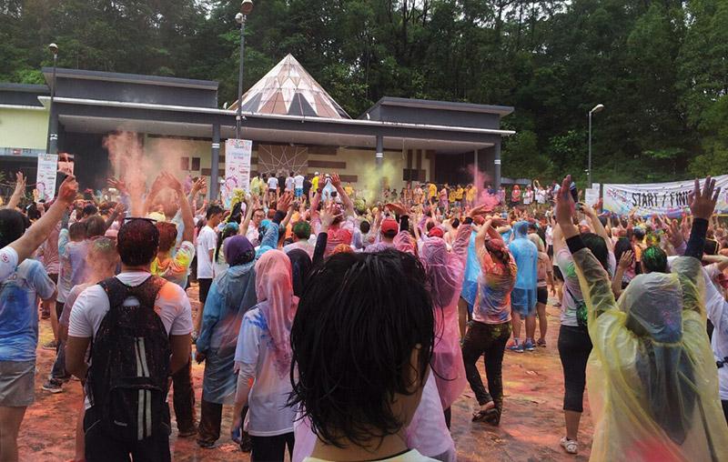 Color Rush Run 2015