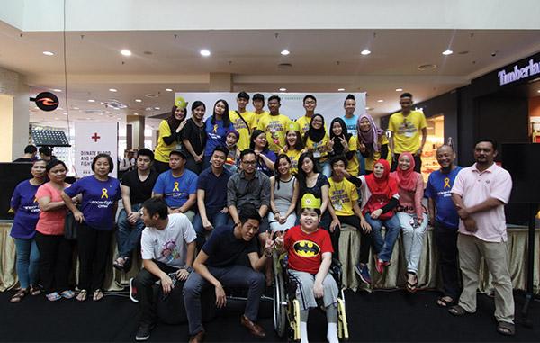 Gold Ribbon Week – Sarawak Children's Cancer Society
