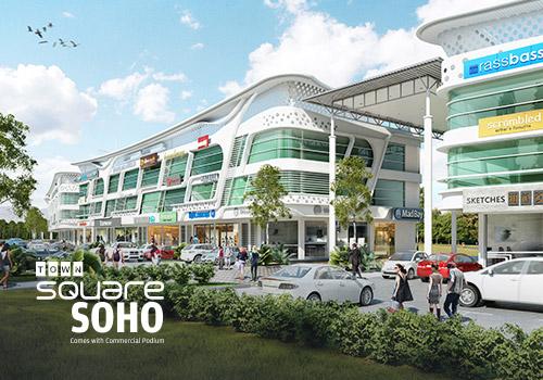 Town Square Bintulu