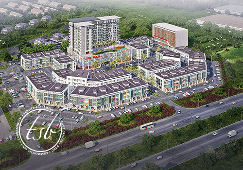 TT3 Soho & TT3 Soho Commercial & TT3 Plaza