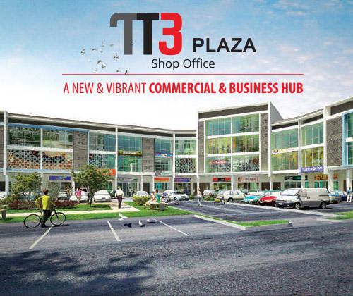 Tabuan Tranquility 3 SOHO Plaza