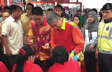 MBKS   Ramah   Tamah   Tahun   Baru   Cina   2016