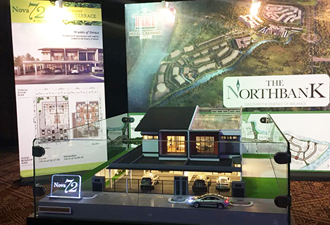 Official Launching of NOVA72, The NorthBank