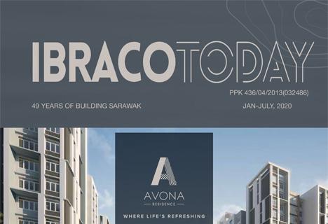 2020 Newsletter - Ibraco Today (Jan-July)