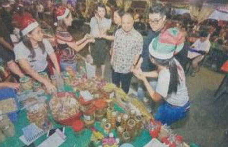 Christmas Wonderland at Tabuan Tranquility