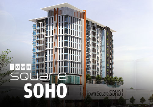 Town Square SOHO Apartment