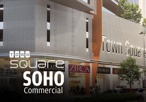 Town Square Bintulu SOHO Commercial