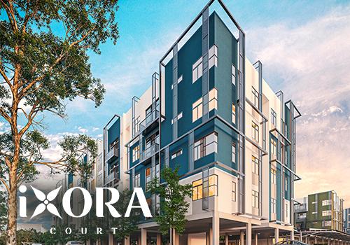 Ixora Court